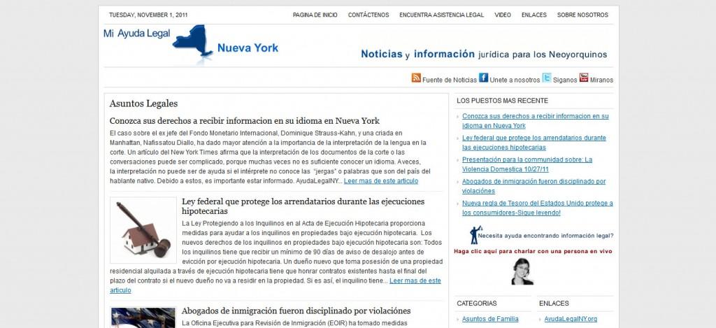 Mi Ayuda Legal Nueva York