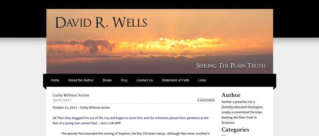 David R. Wells