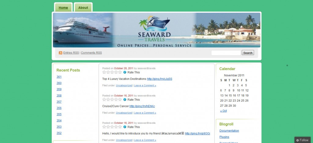 Seaward Travels's Blog