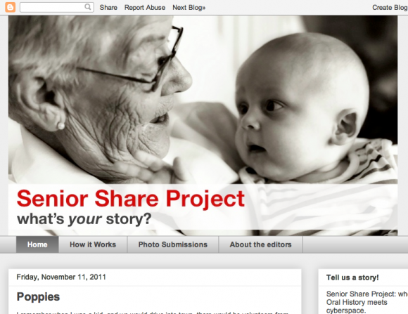 Senior Share Project