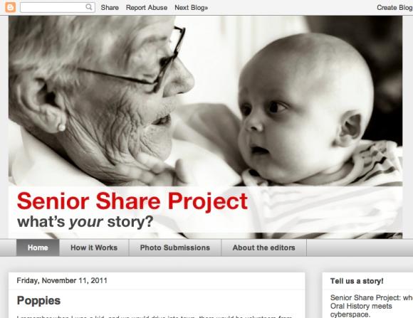 Senior Share Project
