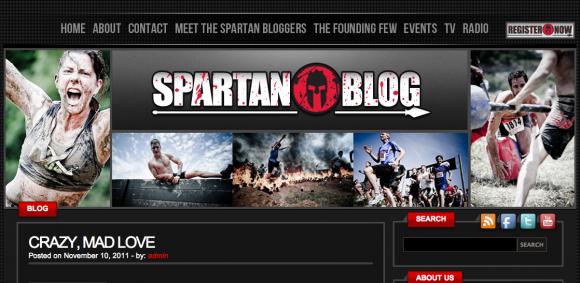 Spartan Blog
