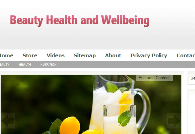 Beauty Health and Wellbeing