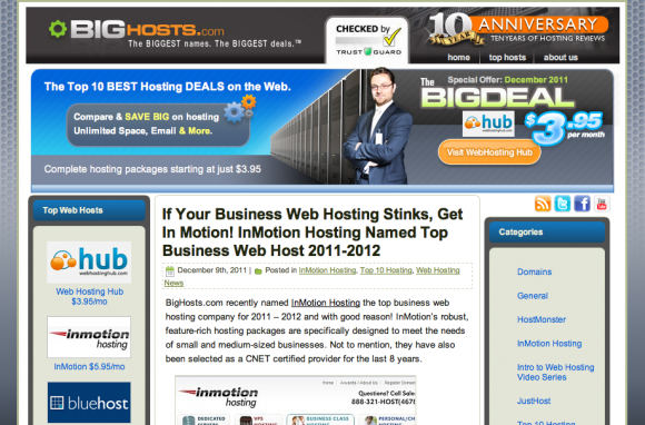 BigHosts Web Hosting Blog