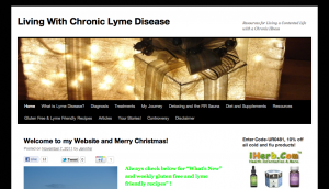 Permalink to Living with Chronic Lyme Disease post image