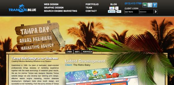 Tampa Web Designer