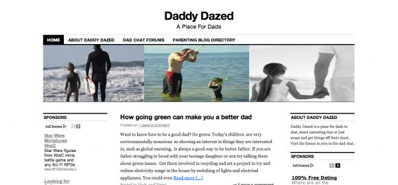 Daddy Dazed
