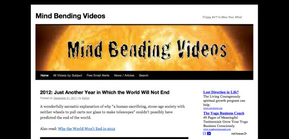 Mind Bending Videos