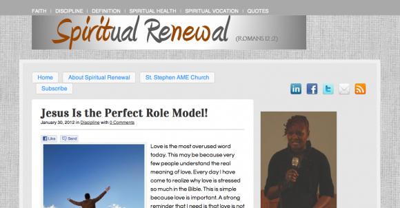 Spiritual Renewal