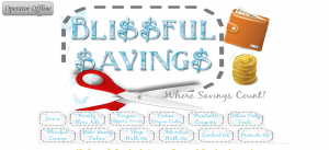 Permalink to Blissful Savings post image
