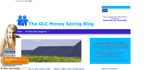 GLC Money Saving Blog