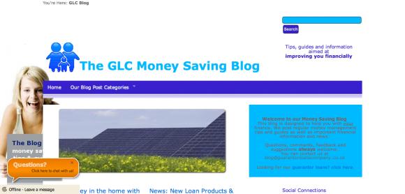 GLC Money Saving Blog