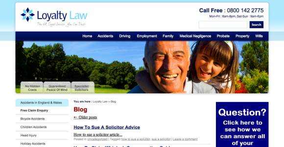 Loyalty Law Blog