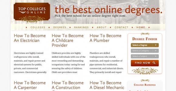 Top Colleges Online