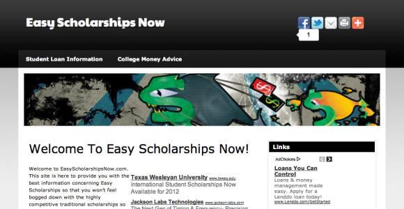 Easy Scholarships Now