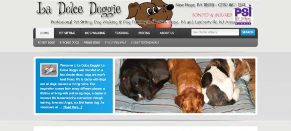 La Dolce Doggie