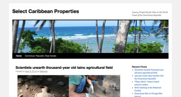 Select Caribbean Properties' Blog