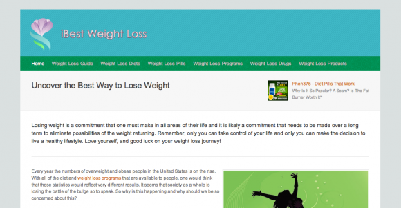 iBest Weight Loss