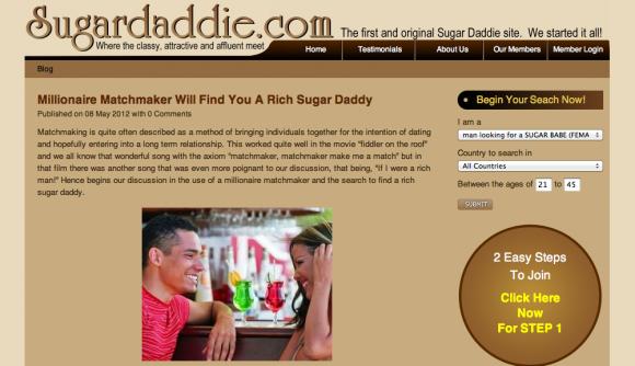 A Mature Dating Blog
