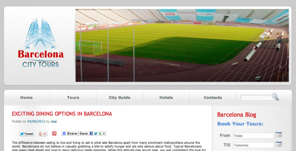 Barcelona City Blog