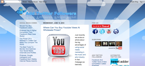 Social Media News About Twitter, Facebook and More