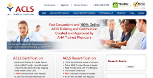 Permalink to ACLS Certification Blog post image