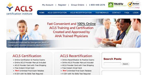 ACLS Certification Blog