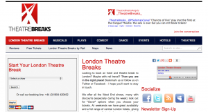 Permalink to London Theatre Breaks post image