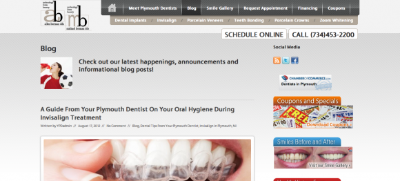 Your Plymouth Dentist