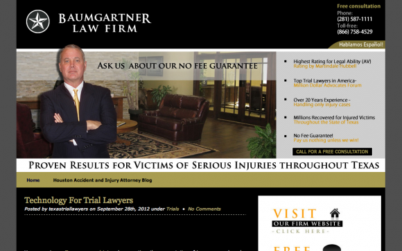 Houston Accident and Injury Attorney Blog