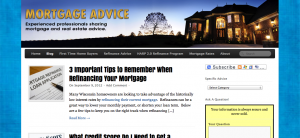 Permalink to Mortgage Advice post image