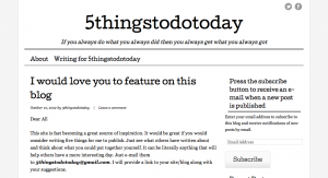 Permalink to 5thingstodotoday post image