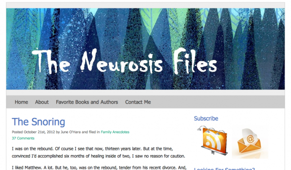 The Neurosis Files
