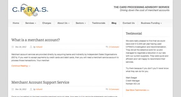 Best Merchant Service Account Blog