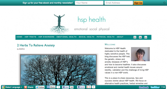 HSP Health Blog