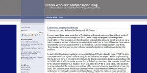 Permalink to Illinois Workers' Compensation Blog post image