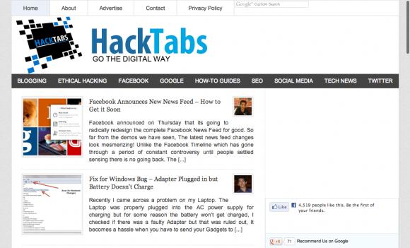 HackTabs