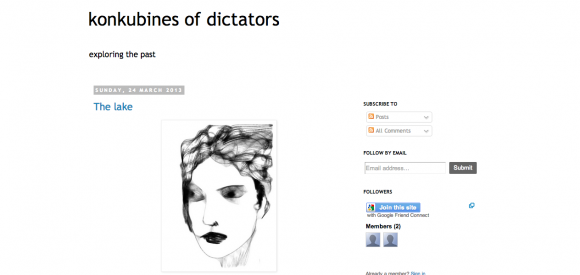 Konkubines of dictators