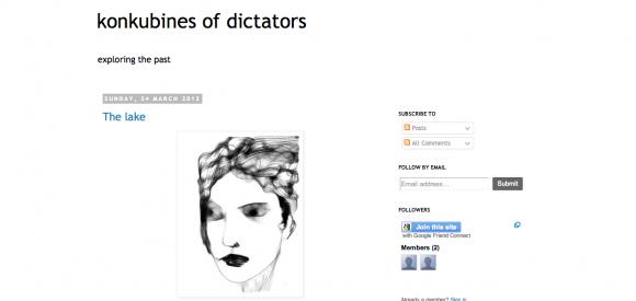 Konkubines of dictators