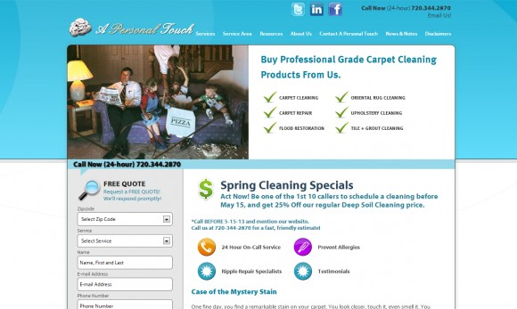 The Denver Carpet Cleaners News and Tips