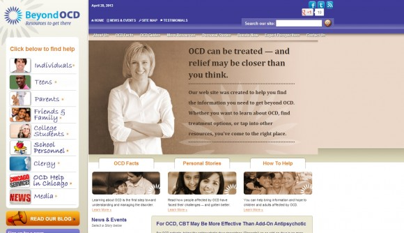 Beyond OCD Blog and Information
