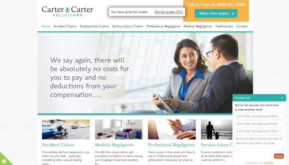 Carter & Carter Legal Blog