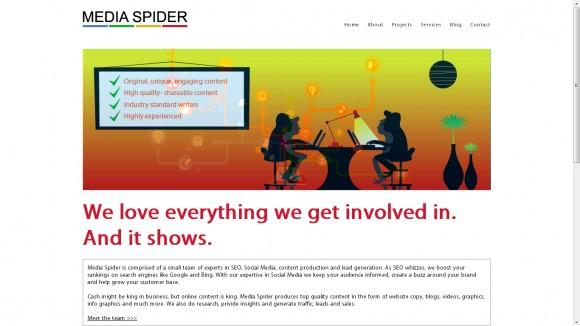 Media Spider Blog