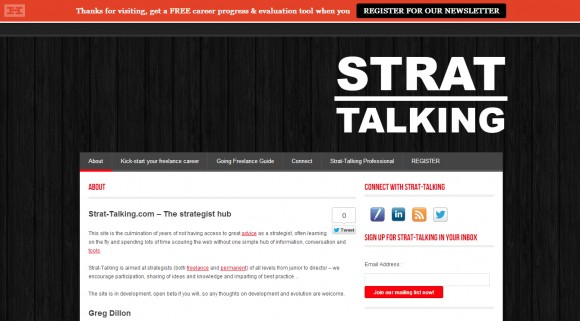 Strat-Talking