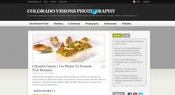 Colorado Visions Photography Blog