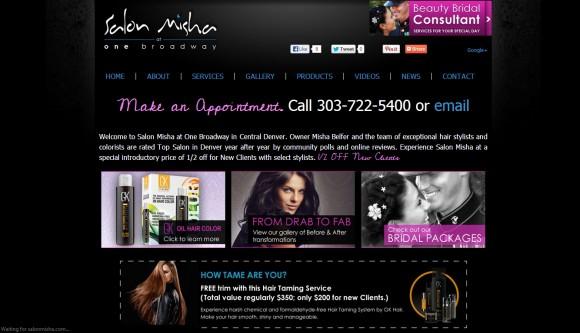 Hair Blog   Salon Misha