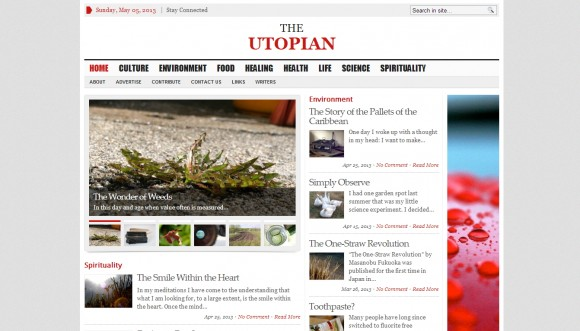 The Utopian