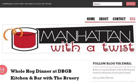 Manhattan with a Twist