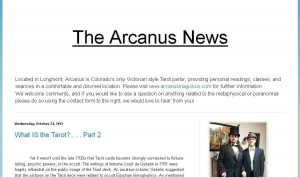 Permalink to The Arcanus News post image