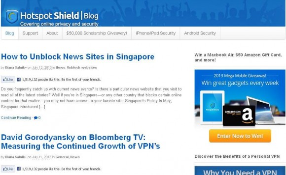 Internet Privacy & Security News and Updates